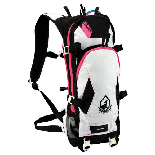 Camelbak Consigliere 70oz Hydration Pack Black 'n White