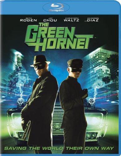 Зелёный Шершень / The Green Hornet (2011) BDRip
