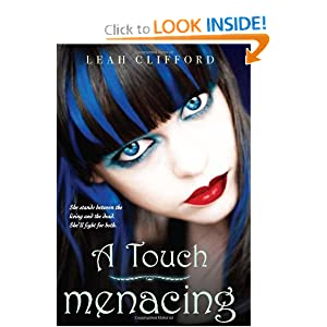 Downloads A Touch Menacing (A Touch Mortal) e-book