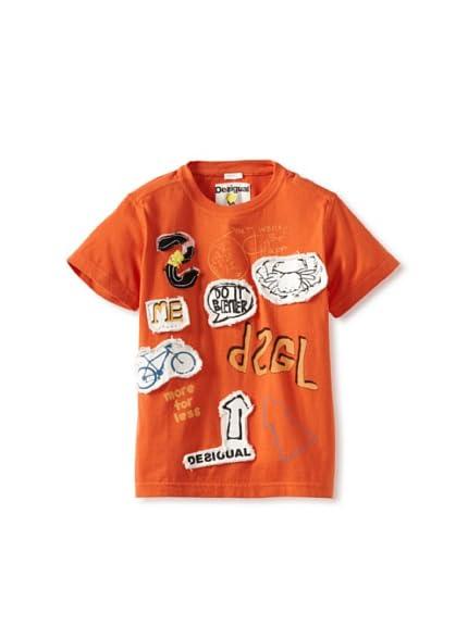 Desigual Boy's Napolitanas T-Shirt