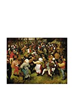 Artopweb Panel Decorativo Brueghel Wedding Dance In The Open Air