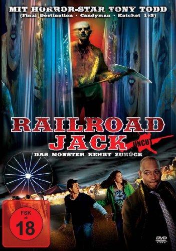 Railroad Jack - Das Monster kehrt zurück (DVD)