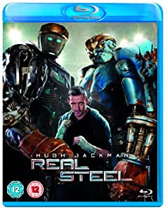 Real Steel [Reino Unido] [Blu-ray]