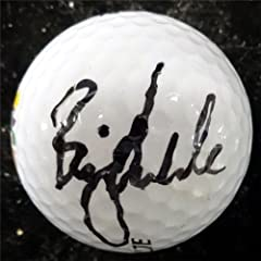 Billy Andrade Autographed Hand Signed Top Flite Golf Ball PSA DNA #Q18959 by Hall of Fame Memorabilia