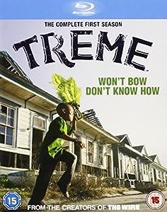 Treme - Season 1 (HBO) [Blu-ray] [2011] [Region Free]