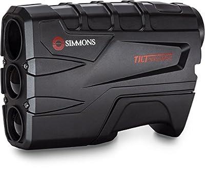 Simmons 801600T Volt 600 Laser Rangefinder with Tilt, Black by Bushnell