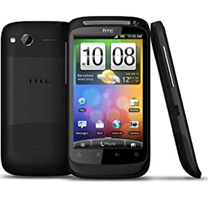 "HTC Desire S S510E Unlocked QuadBand GSM Phone with Android OS, 3.7"" Display, HTC Sense UI, 5 MP Camera, Wi-Fi and GPS--International Version without Warranty"