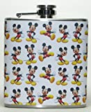 Mickey Mouse 6 oz Liquor Hip Flask Flasks Fun Gift Idea