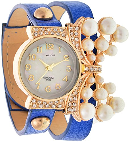 Horse Head KITCONE Analog Multi color Dial Women's Watch