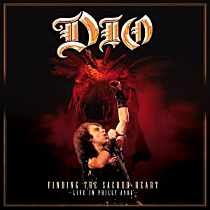 Dio Finding - The Sacred Heart Remastered (2CD) (2013)