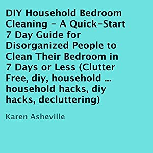 DIY Household Bedroom Cleaning Audiobook