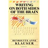 Writing on Both Sides of the Brainby Henriette Anne Klauser
