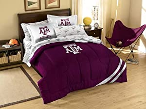 NCAA Texas A&M Aggies Full Bedding Set by Northwest