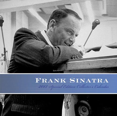 2013 Frank Sinatra  Special Edition Calendar