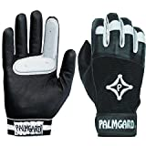 Palmgard PA-201 Adult Protective Inner Glove For Right Hand (Black)