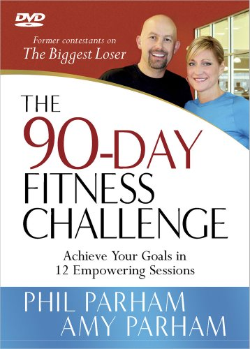The 90-Day Fitness Challenge: Achieve Your Goals in 12 Empowering Sessions