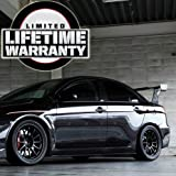 Window Tint Kit - Lifetime Warranty - Chevrolet / Chevy Optra Hatchback 2004 2005 2006 2007 2008 - 5% All Windows