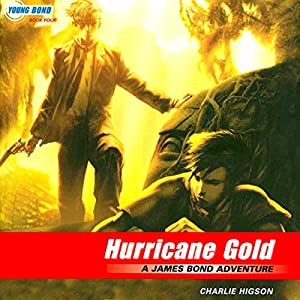Hurricane Gold Audiobook