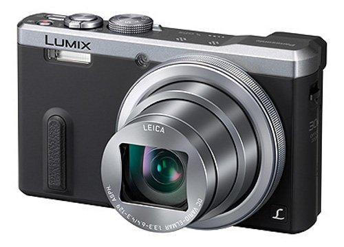 Panasonic LUMIX DMC-TZ61EG-S Travellerzoom Kamera (18,1...
