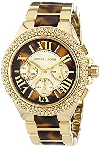 Michael Kors MK5901 Ladies Chronograph Camille Gold Watch