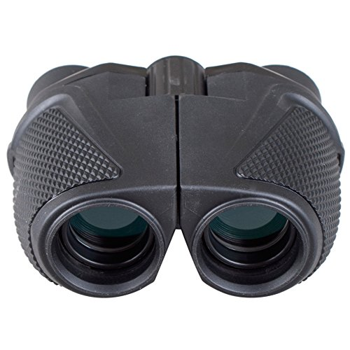 Outdoor Waterproof 12x25 Binoculars .Large eyepiece (BAK4,Green lens), Ultra-clear High-powered for hunting,hiking.exploring,viewing and sailing.
