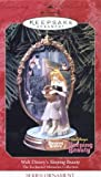 Walt Disney's Sleeping Beauty Hallmark Keepsake Ornament (The Enchanted Memories Collection)