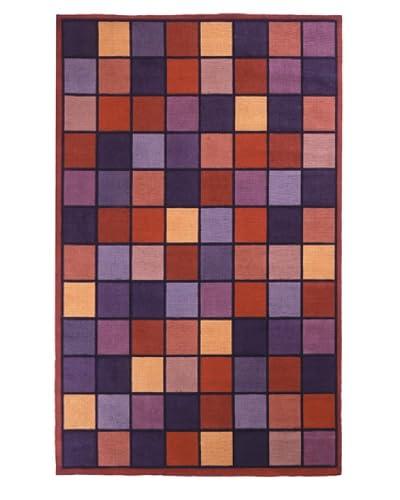 Kas Color Blocks Rug, Multi, 8′ x 10′
