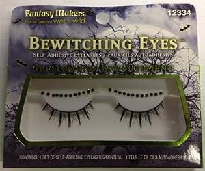Fantasy Makers Bewitching Eyes Self-Adhesive False Eyelashes- Spellbound 12334