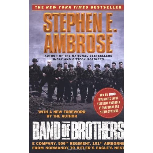 a book review about the book about easy company by stephen e ambrose
