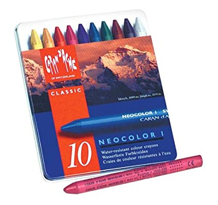 Caran D'Ache Neocolor Crayons