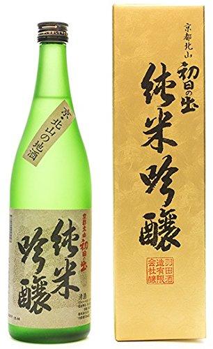 初日の出 純米吟醸 720ml