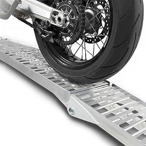 Constands rampa di carico alluminio max 340 kg for Rampe di carico per auto