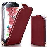 OneFlow Tasche für Samsung Galaxy S4 Mini Hülle Cover mit