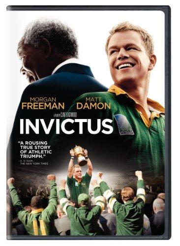 <インビクタス/負けざる者たち(2009)>  Invictus [北米版 DVD リージョン1]