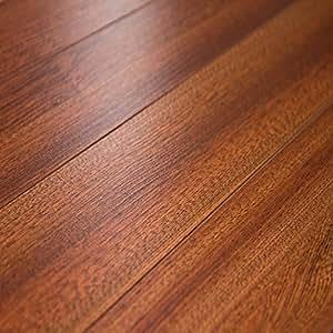 Berry alloc lounge santos mahogany 8mm laminate flooring for Berry floor laminate