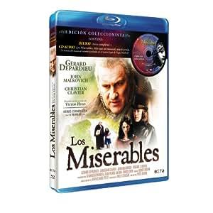 Les Miserables (Blu Ray B + CD 24 Titres)