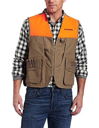 Amazon.com : Columbia Men's Warm Weather Cockbird Vest ...