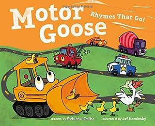 Book Cover: Motor Goose