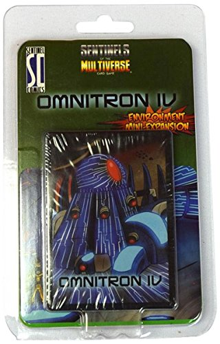 Sentinels of The Multiverse Omnitron-IV Board Game