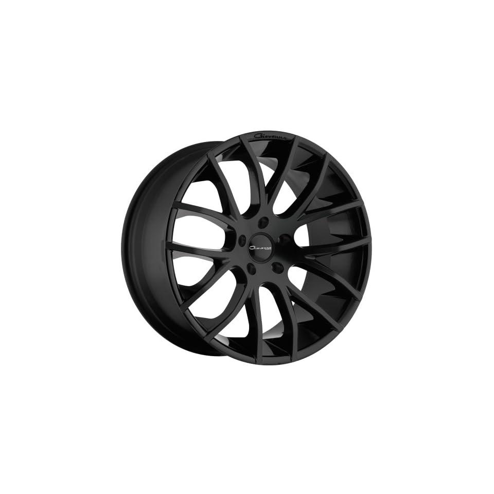 Giovanna Kilis Matte Black Wheel (20x8.5/5x112mm)