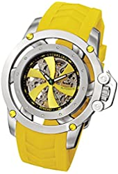 Stuhrling Original Men's Automatic Skeletonized Sport Watch GP12255