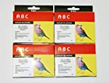 3 Sets Compatible Ink Cartridges for Brother Lc51 3 of Each Color Total 12 Packs