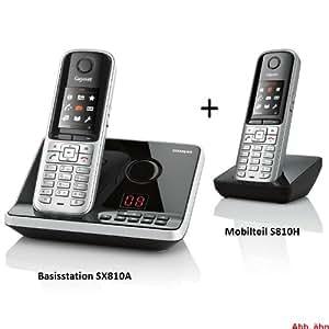 Siemens Gigaset SX810A Duo ISDN