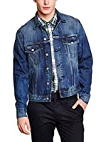 Pepe Jeans London Cazadora Vaquera Pinner Regular Fit (Denim)