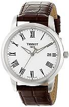 Tissot Classic Dream Leather Mens Watch T0334101601301