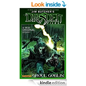 Jim Butcher's The Dresden Files: Ghoul Goblin, Vol. 1 (Graphic Novel) (Jim Butcher's The Dresden Files)