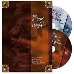 eBook Cover für  Die 5 Level des Taijiquan nach Gro szlig meister Chen Xiaowang kommentiert von Meister Jan Silberstorff