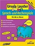Sprach und Rechenspiele 4. Klasse (PC...