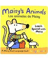 Maisy's Animals/Los Animales de Maisy: A Maisy Dual-Language Book (My Friend Maisy)