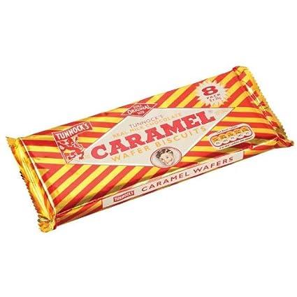 Caramel Wafer Bars Chocolate Caramel Wafers 8
